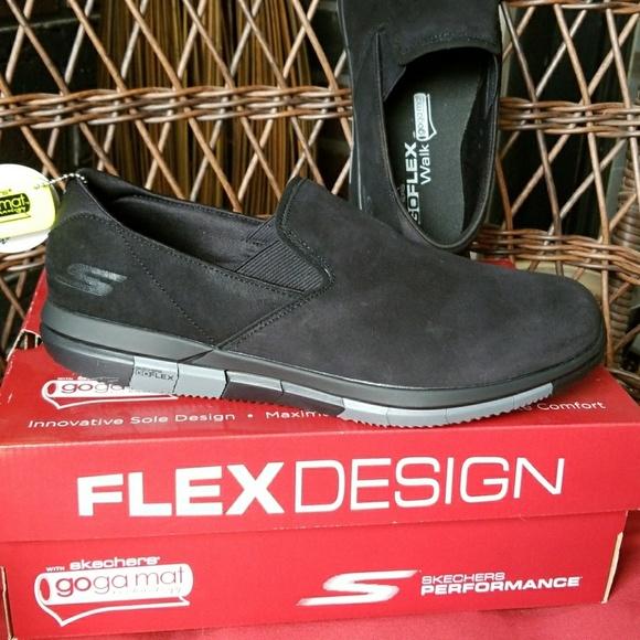 Skechers go flex walk NWT